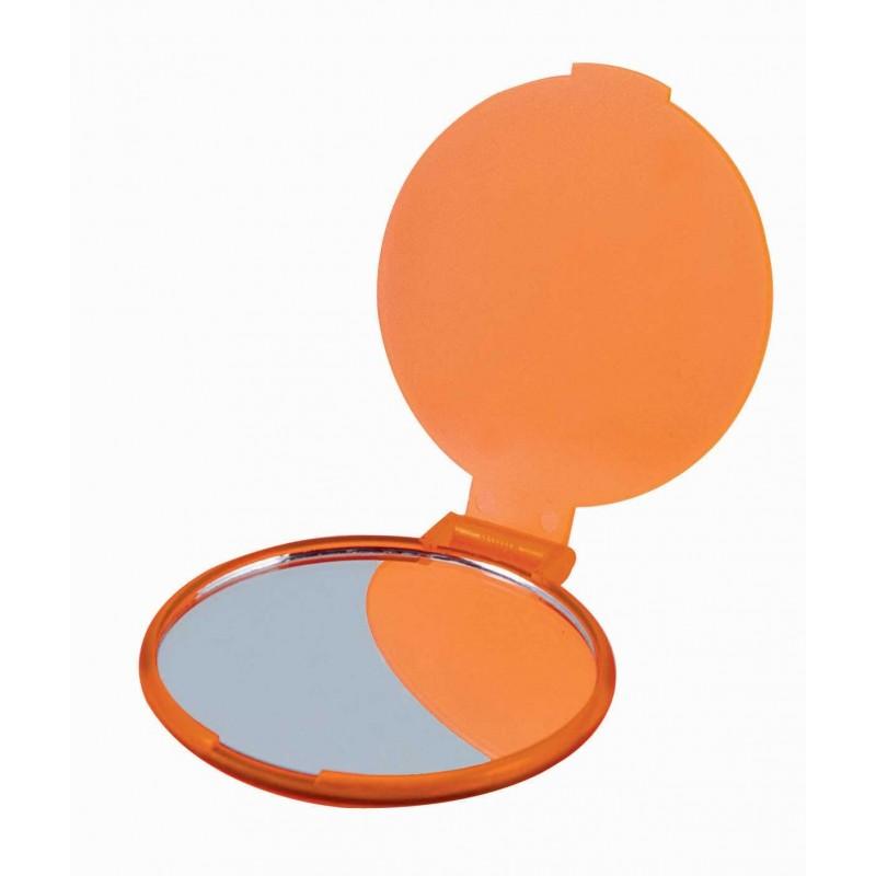 Miroirs de poche imprimer objets publicitaires pour femmes for Miroir de poche