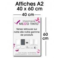 AFFICHE 40 X 60 CM - A2