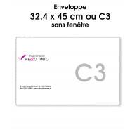 ENVELOPPES C3 - Visuel