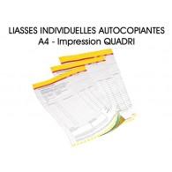 Liasses autocopiantes A4 - Imp. Quadri