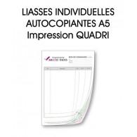 Liasses autocopiantes A5 - Imp. Quadri