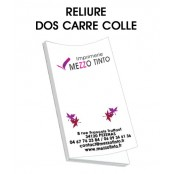 RELIURE DOS CARRE COLLE