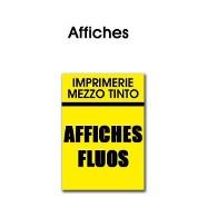 Affiches Fluos